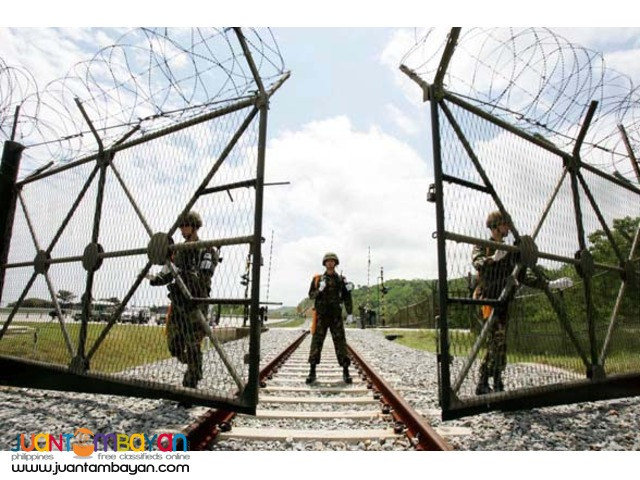 South Korea Tourist Spots, DMZ Half Day Tour, AM or PM