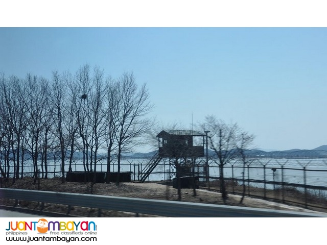 South Korea Tourist Spots, DMZ and Panmunjeom Tour, Wholeday