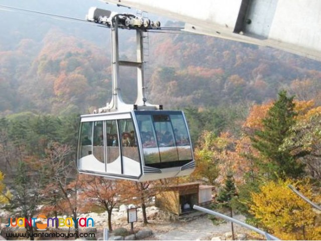 Seoul Korea Tourist spots, Mt Seorak, Daily Tour (Full Day)