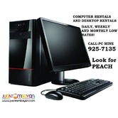 Computer and Laptop Rentals