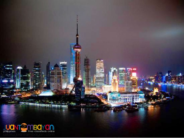 Shanghai tour, with meals
