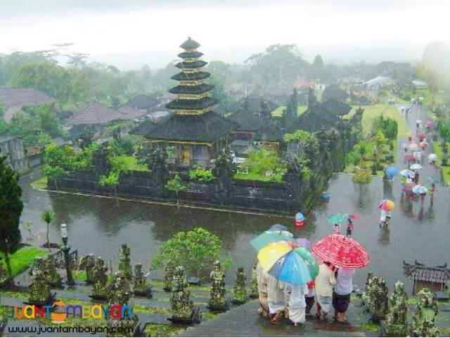 Besakih, the Biggest Temple Tour