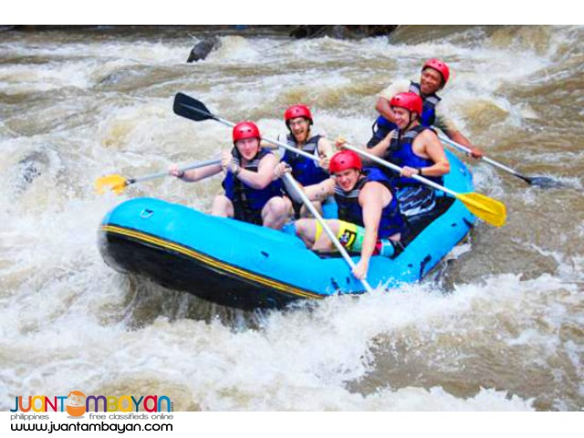 Bali Indonesia Tour, White Water Rafting