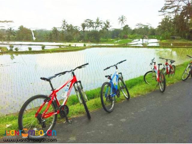 Bali Indonesia Tour, Cycling Tour