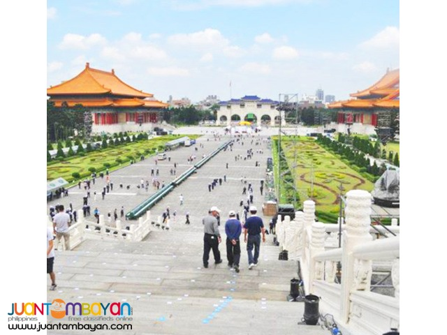 Taiwan tourist spots, Taipei City tour