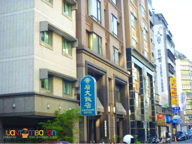 Taipei Hotels, 2 Star