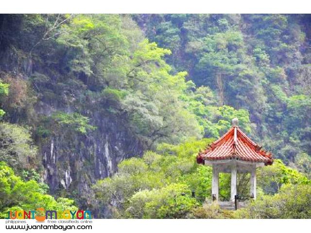 Taiwan tourist spots, Taroko (Marble) Gorge Tour