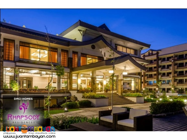 Rhapsody Residences Condo in Alabang by DMCI Homes