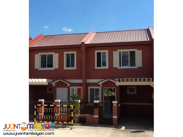 Townhouse in Quezon City Centrally located