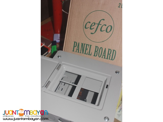 Electrical Panel Box Cefco America or Delta