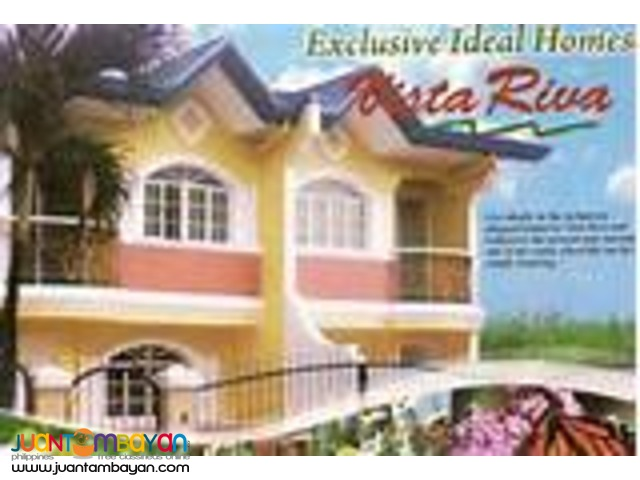 Vista Riva Moonwalk in Las Pinas City Ready for occupancy low dp