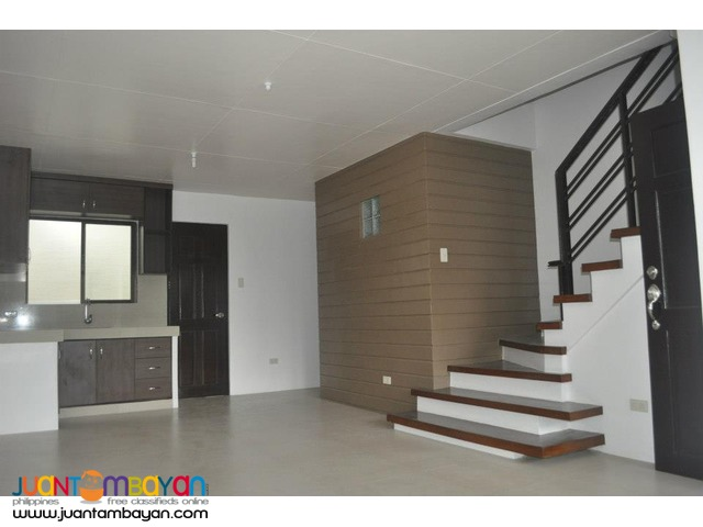 Elegant Townhouse near SM San Mateo, Affordable at 10percent DP