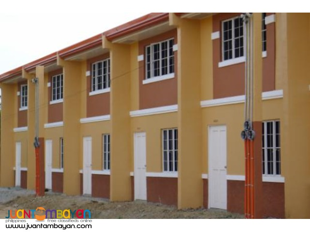 Low Cost House and Lot in Rodriguez Rizal, only 5k Reservation