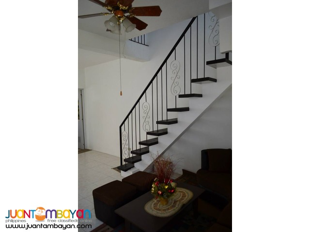 Townhouse near Quezon City  Casa Blanca Fully Finished