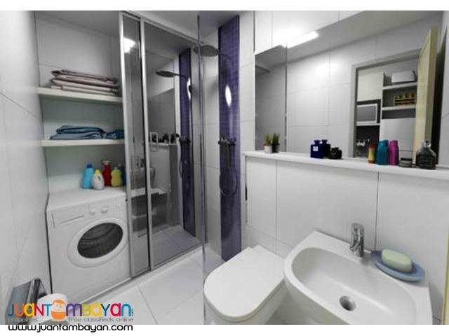 Studio Type Condo Unit near GMA7 in Quezon City