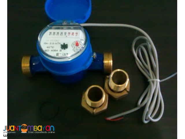 Brand New 3/4″ Water Meter (P) with Pulser