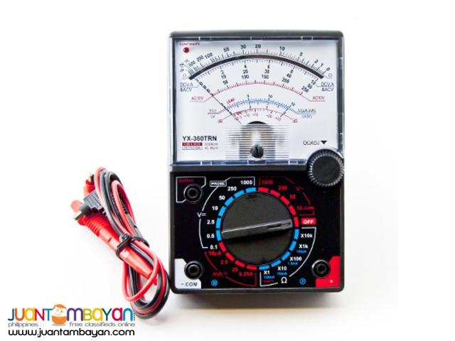 Analogue Multimeter Multitester YX360TRN