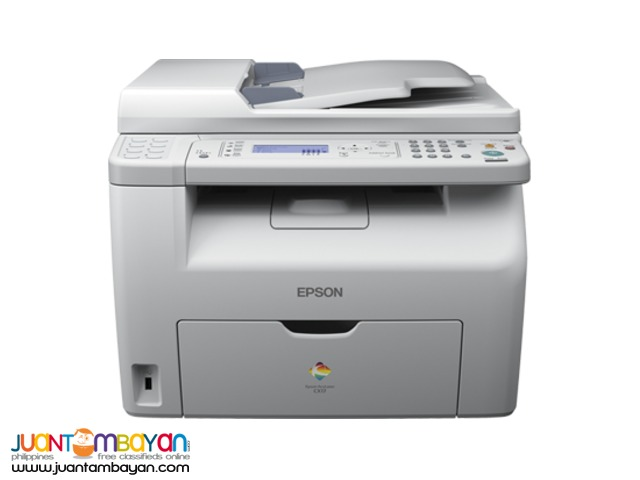 Epson AcuLaser™ CX17NF Printer