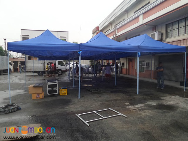 3x9 meters 10x30 feet Foldable Tent Retractable Canopy Pop-up Gazebo