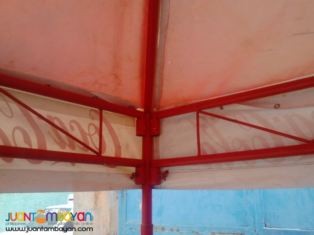 Collapsible Tents Customized Heavyduty B.I. - G.I. Pipes Tubes