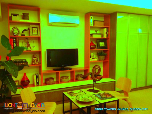 1 bedroom Condo in Zinnia Tower Pre Selling by DMCI HOMES