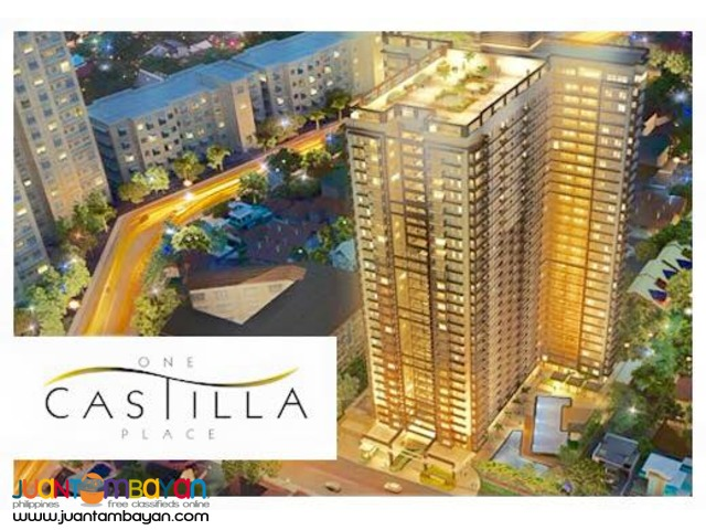 One Castilla Place 2br in Valencia Quezon City
