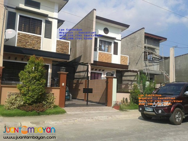 Affordable Two Storey House at San Mateo Rizal (Flood Free)