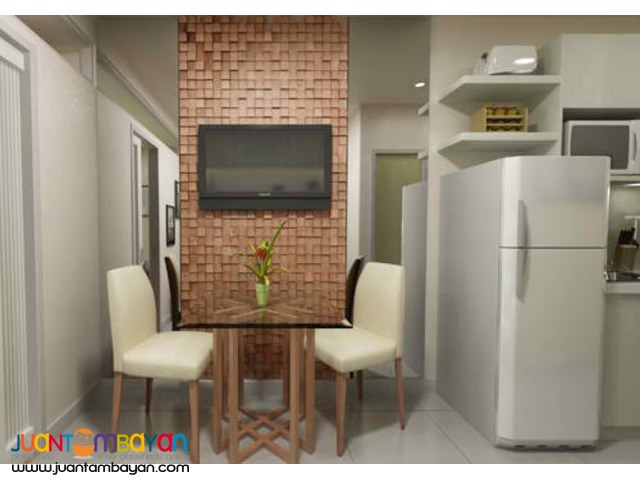 Condo Unit near MRT Kamuning Station