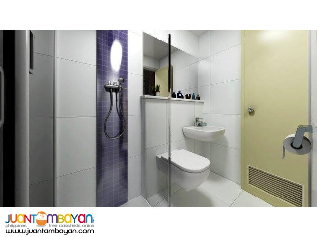 2BR Rent to Own Condo Unit in Quezon City