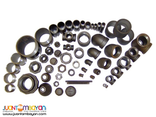 Mech Malleable Iron Fittings Philippines Importer Gi Fittings