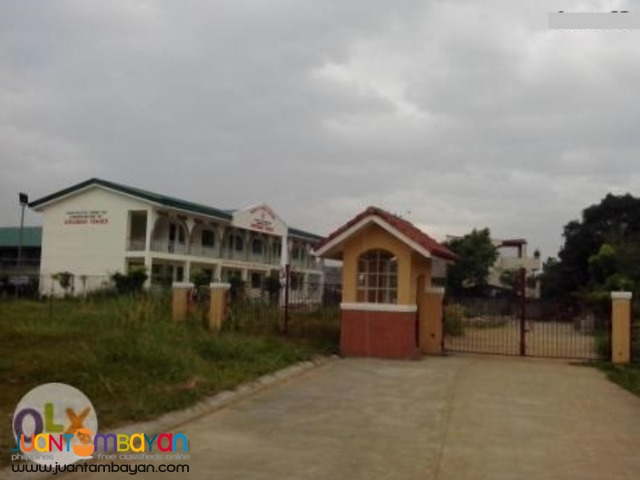 PAG IBIG Housing Loan Sorrento Village near School FLOOD Free area