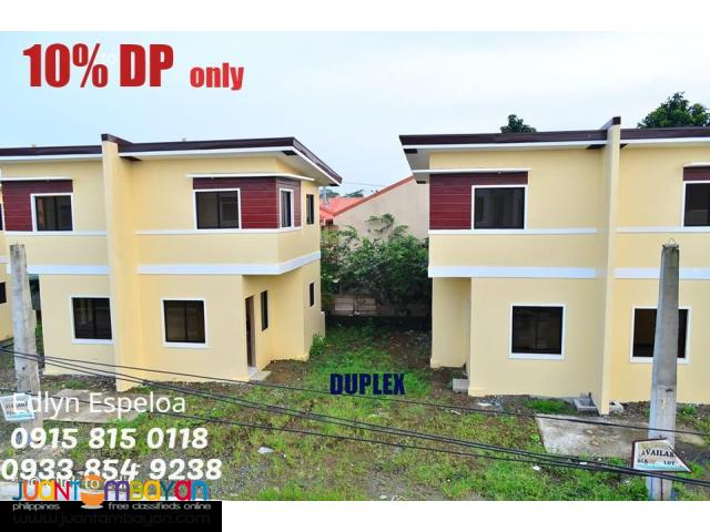 House and lot Duplex loan thru PAG IBIG Birmingham Alberto