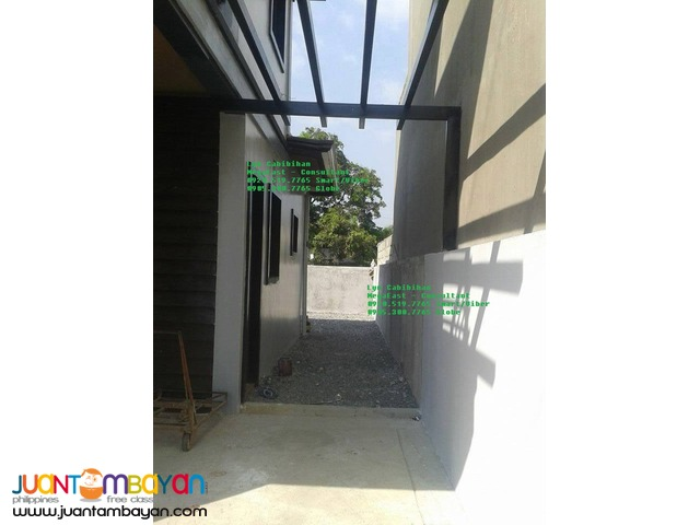 San Mateo Rizal - Fully Finished House with 3Bedrooms