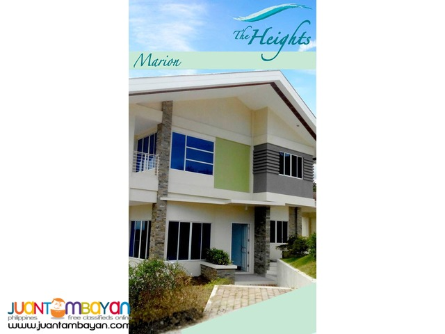 Ready to move-in unit , The Heights Subdivision