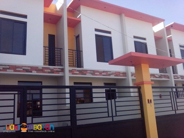 UPS-5 sucat  paranaque townhouse affordable