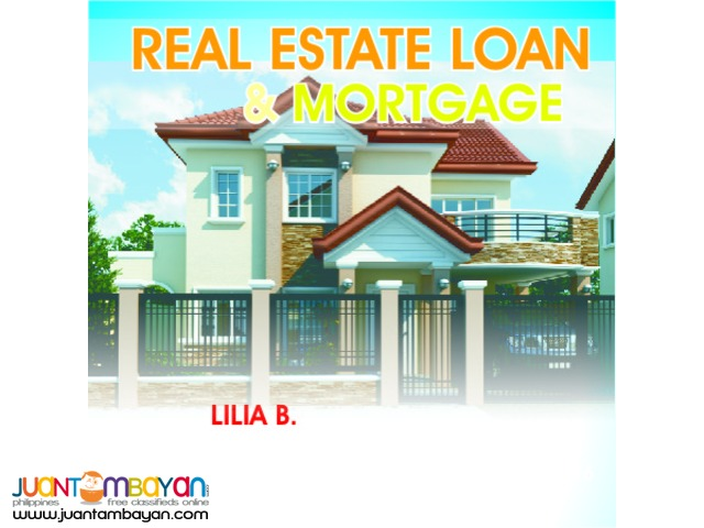 Real EState Loan/Property Mortgage Loan