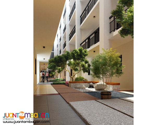 Condo in Alabang Sucat Rhapsody Residences Mid Rise by DMCI homes