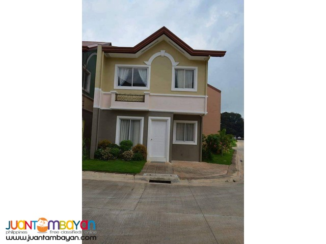 Summerfield Antipolo Angela Model Single Attached House and Lot