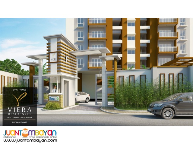 1BR 28.50sqm Viera Residences Pre Selling High Rise Condo