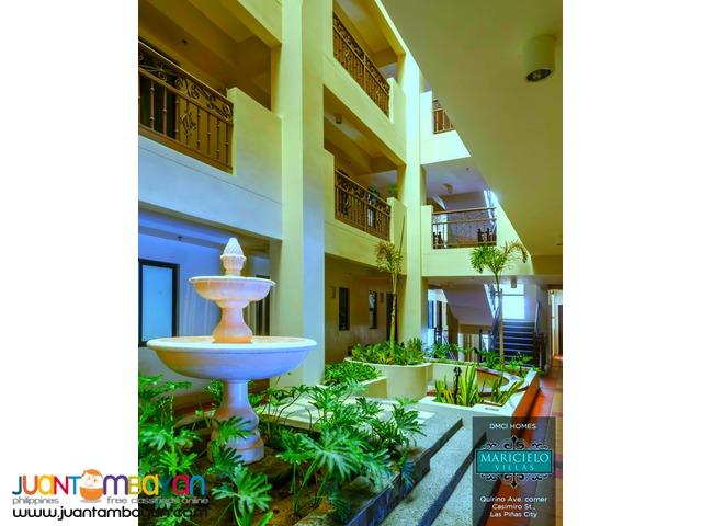 RFO Condo in Las Pinas Maricielo Villas Mid Rise
