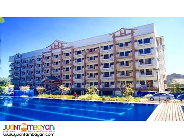 Rhapsody Residences Mid Rise Condo For Sale in Muntinlupa