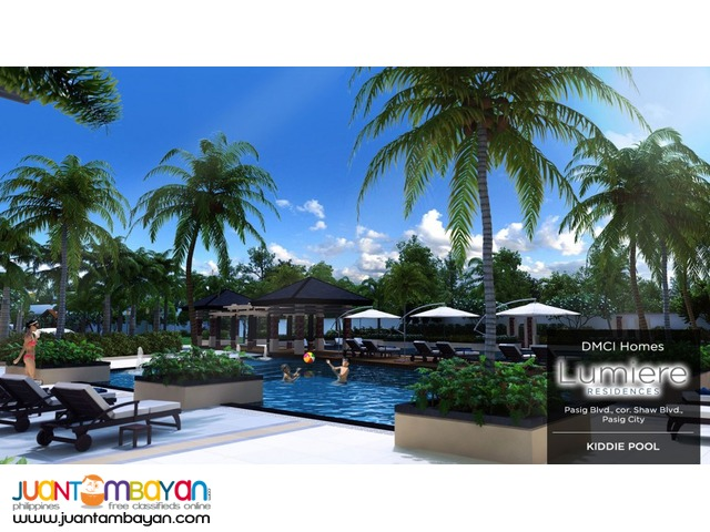 Lumiere Residences Pre Selling High Rise in Ortgas