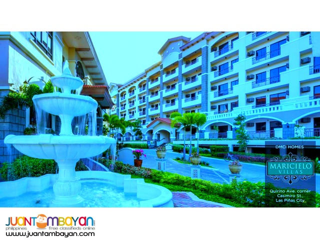 Affordable Mid Rise Condominium in Las Pinas Maricielo Vallas