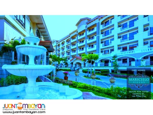 Affordable Mid Rise Condominium in Las Pinas Maricielo Vallas