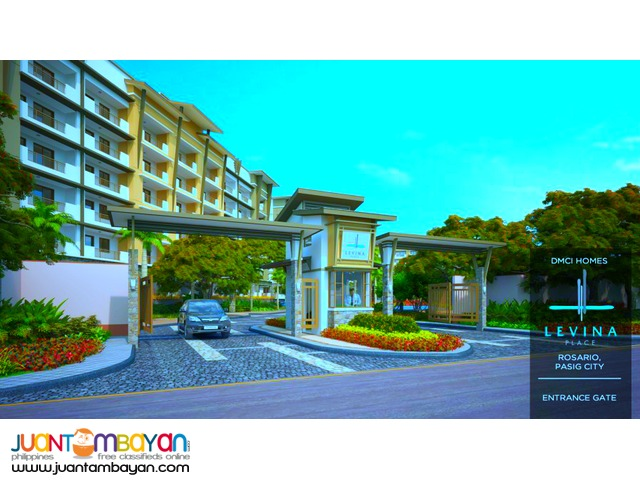 Levina Place Condo in Pasig Jenny's Ave