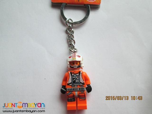 LEGO Star Wars Luke Skywalker Keychain