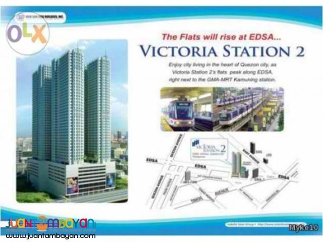 Condo Unit near Trinoma & SM North Quezon City