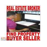 PRC Licensed Real Estate Broker and Appraiser. Buyer Property Finder