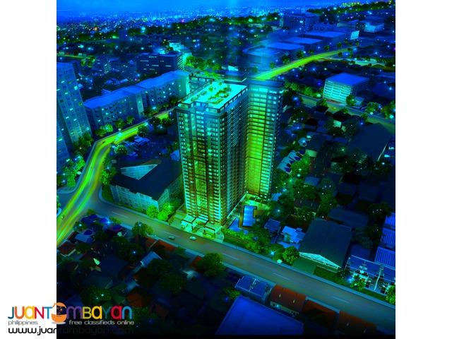 One Castilla Place Pre Selling Condo in New Manila