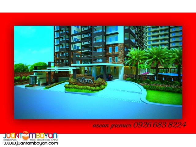 One Castilla Place New Manila Pre Selling High Rise Condo